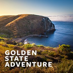 Golden State Adventure