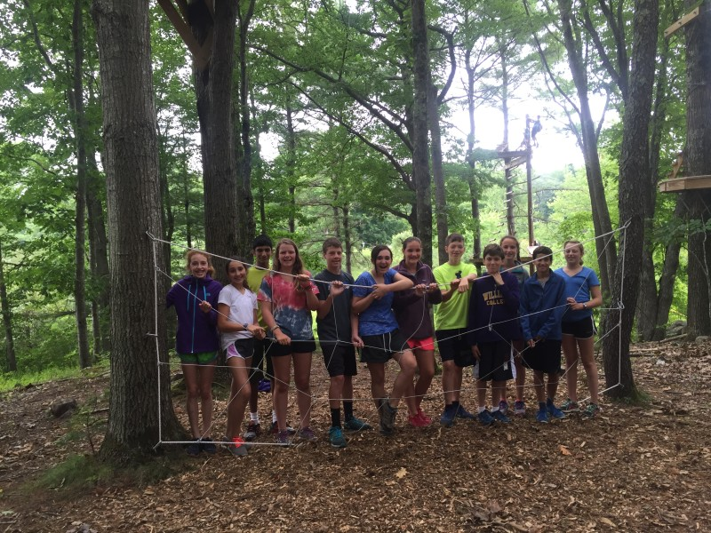 NEMC2 - ropes course