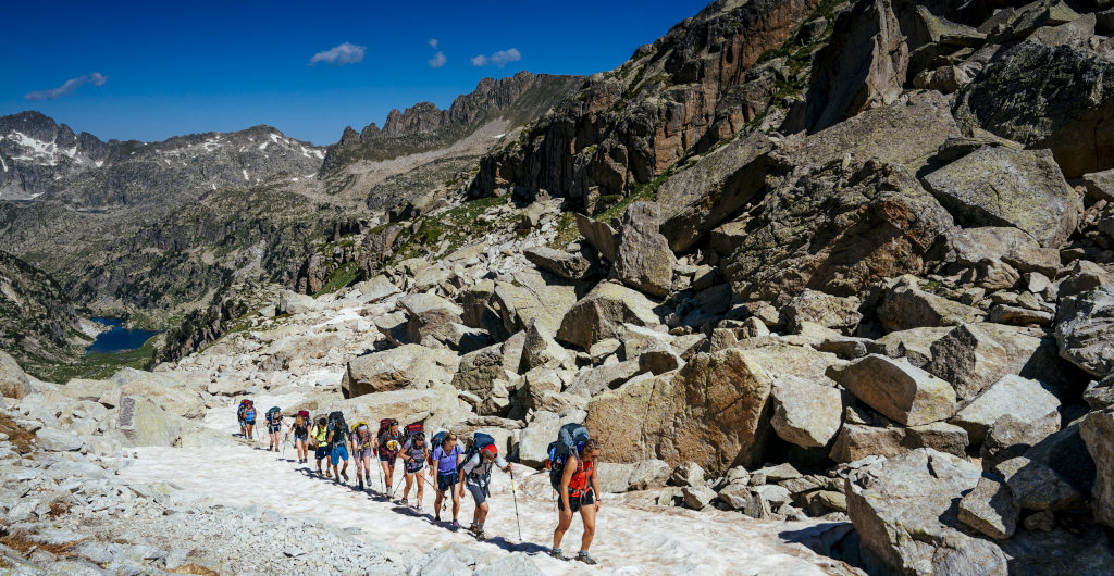 The French Foothills: Hiking the GR10 to the Atlantic